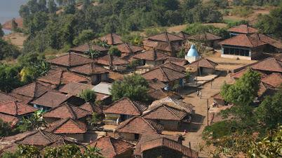 ग्रामीण भागातील घरे