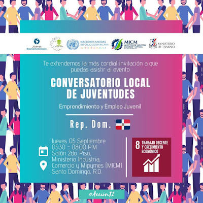 Conversatorio Local Juventudes