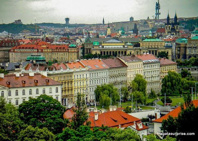 Mala Strána, Praga