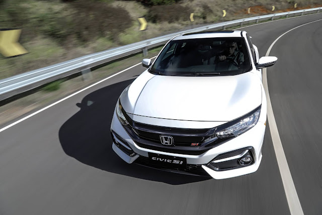 Honda Civic Si 2021