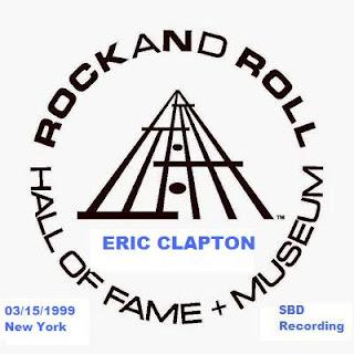 Eric Clapton - 1999-03-15 - New York, NY (SBD)