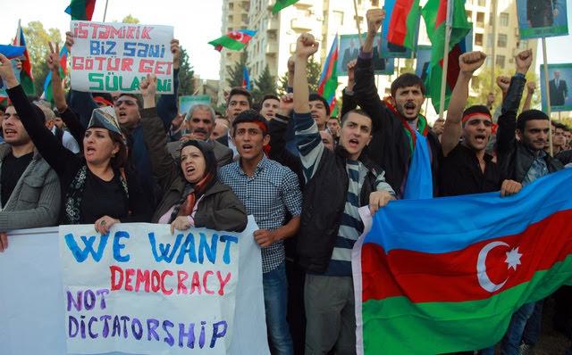 ¿Por qué es tan difícil ser pacifista en Azerbaiyán? Por Bashir Kitachaev
