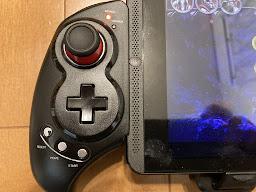 Shield tablet とコントローラー