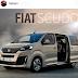 Interpretazione del Nuovo Fiat Scudo 2022