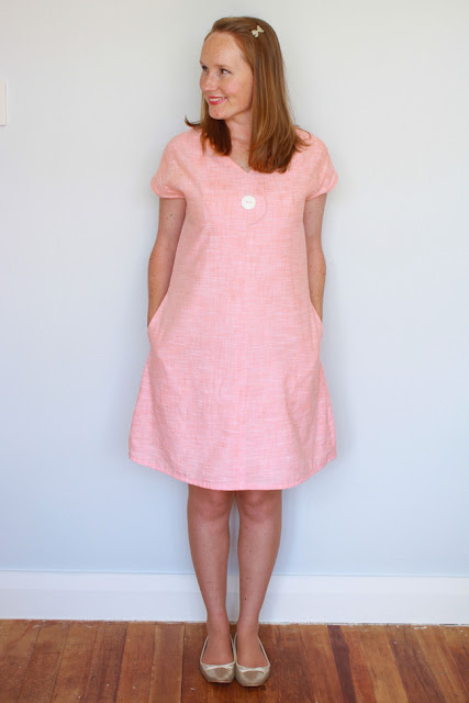 Introducing The Afternoon Shift Dress Pattern An Afternoon Blouse Gorgeous Shift Dress Pattern