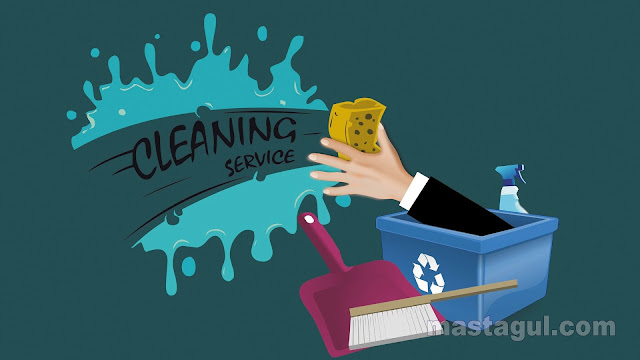 Jasa Cleaning Servis