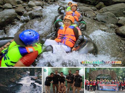 Wisata Cikadongdong River Tubing Majalengka