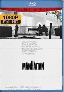 Manhattan [1979] [1080p BRrip] [Latino-Inglés] [LaPipiotaHD]