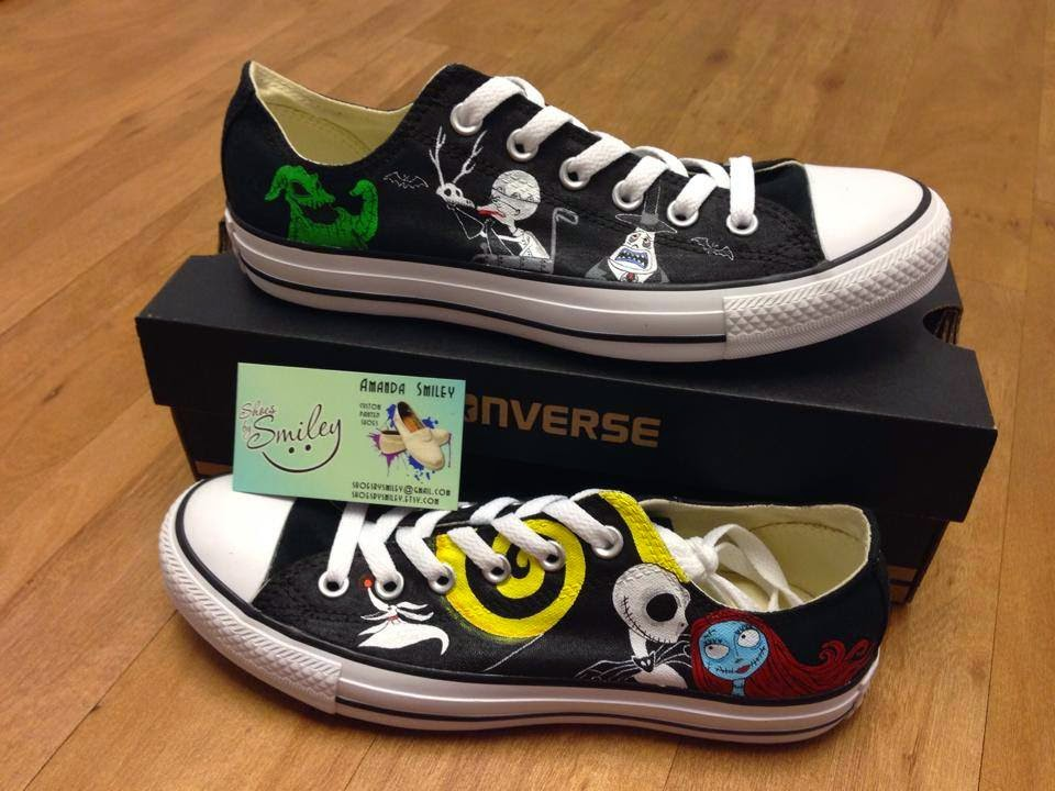 b6a69d6b63a9 Sasaki Time  Awesome Nightmare Before Christmas Shoes by Shoes By ...