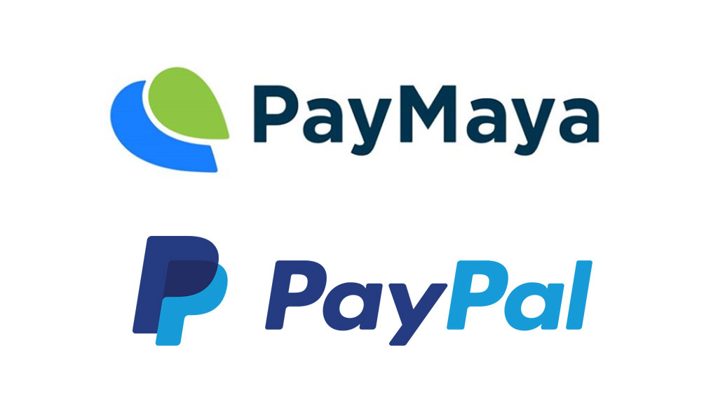 Paymaya and Paypal partnership