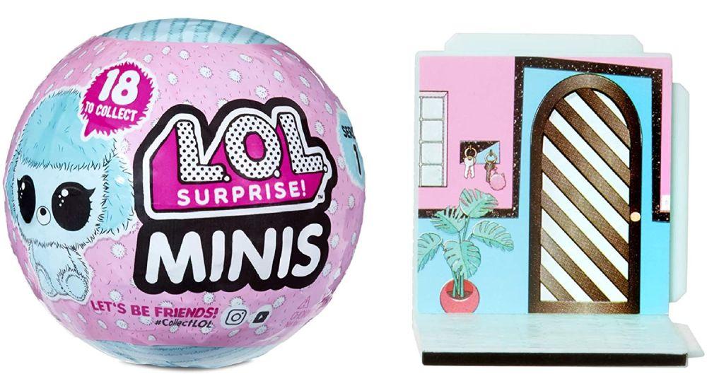 L.O.L. Surprise! Minis
