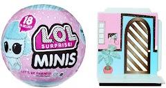 Питомцы L.O.L. Surprise! Minis с возможностью собрать кукольный домик