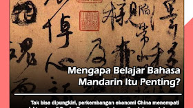 Mengapa Belajar Bahasa Mandarin Itu Penting?
