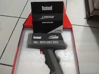 Darmatek Jual SPEED GUN Merk BUSHNELL SPEEDSTER III 101921 Radar Gun