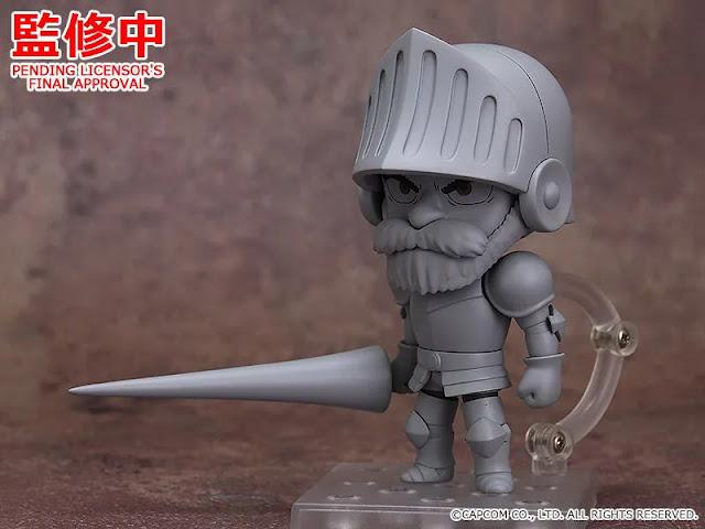 Ghosts 'n Goblins Resurrection Nendoroid Arthur