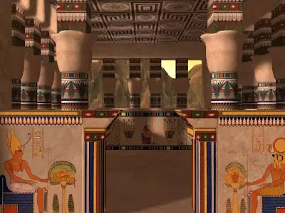 Palaces in Ancient Egypt