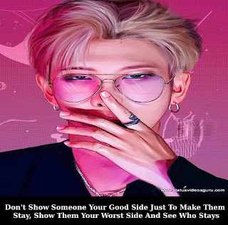 dont-show-your-side-bts-quotes