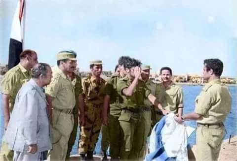 الرائد زغلول فتحي أحد أبطال حرب أكتوبر