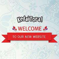 Selamat datang di website Tora