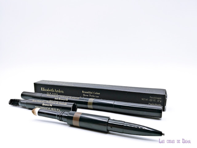 Beautiful Color Brown Perfector cejas elizabeth arden beauty makeup maquillaje belleza