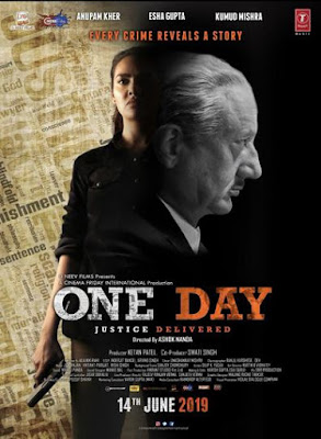 One Day Justice Delivered 2019 Hindi HDTV 480p 300Mb