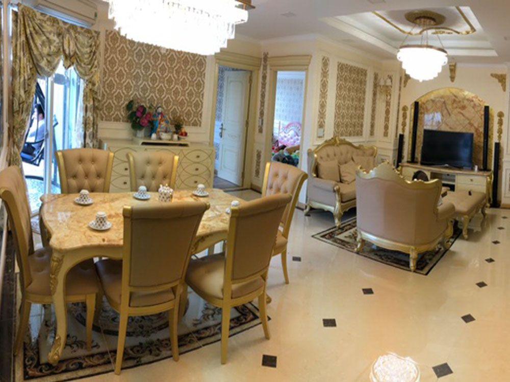 căn hộ 117m2 Flemington cần bán hoặc cho thuê ngắn hạn