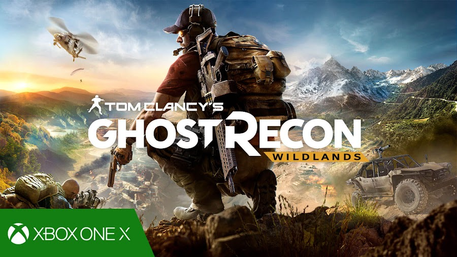 ghost recon wildlands xbox one x enhanced