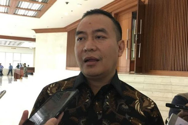 Terpapar Corona Meningkat, Anggota DPR Didik Mukrianto Kritik Istilah New Normal Jokowi
