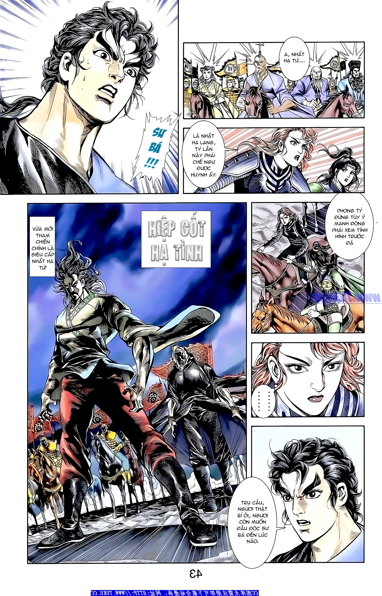 Cơ Phát Khai Chu Bản chapter 157 trang 7