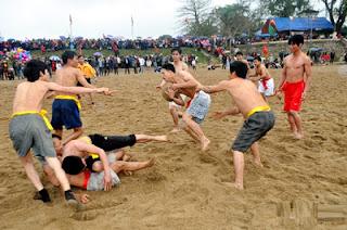 Vietnamese Rugby or Vat Cu 2