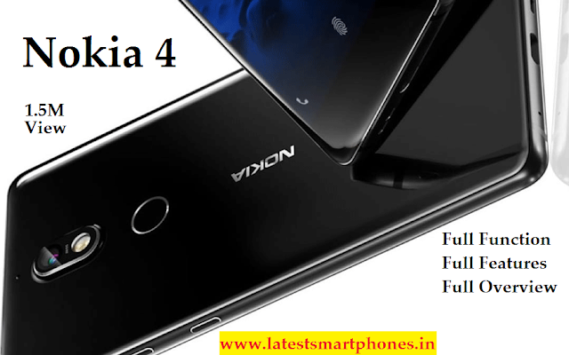 Nokia 4 Android Launch in India 2017,price, specification, review, realising