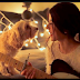 Star-Struck Dog Gets Lost In Mother's Eyes As She Sings Her A Sweet Christmas Song