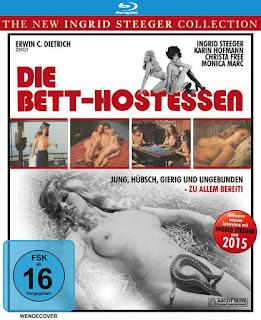 Die Bett-Hostessen (1973) Erwin C. Dietrich