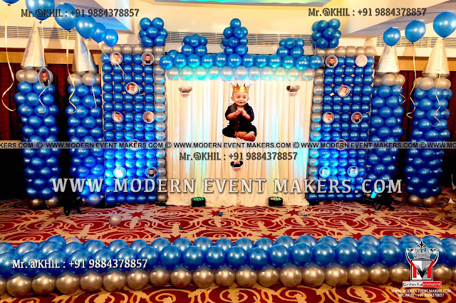 Royal Prince Castel Theme For Birthday Party