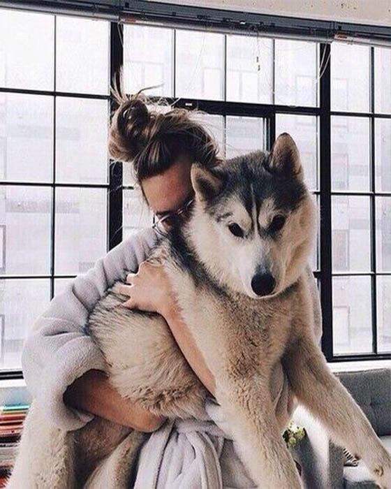 Fotos tumblr con mascotas que te haran ver super tierna