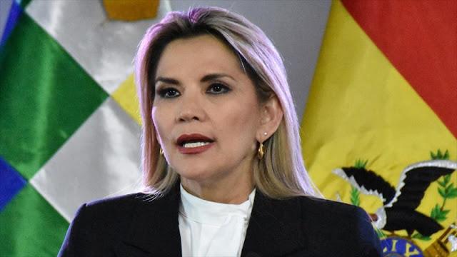 Presidenta transitoria boliviana aplaza las elecciones para noviembre