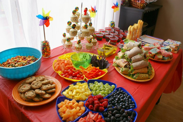 party snack ideas occasions june 2011 13239