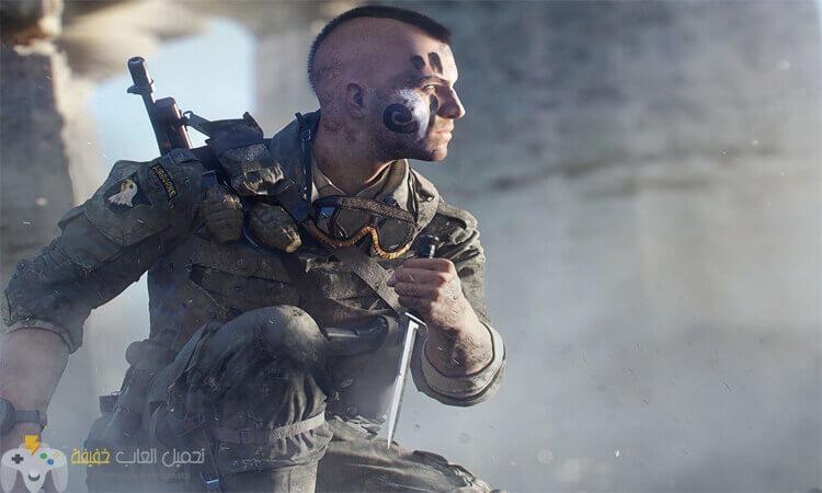 تحميل لعبة Battlefield V للكمبيوتر مضغوطه برابط مباشر مجانا