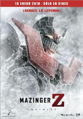 Mazinger Z Infinity 2017 Custom HD Dual Latino