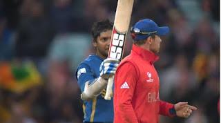 Kumar Sangakkara 134* vs England Highlights