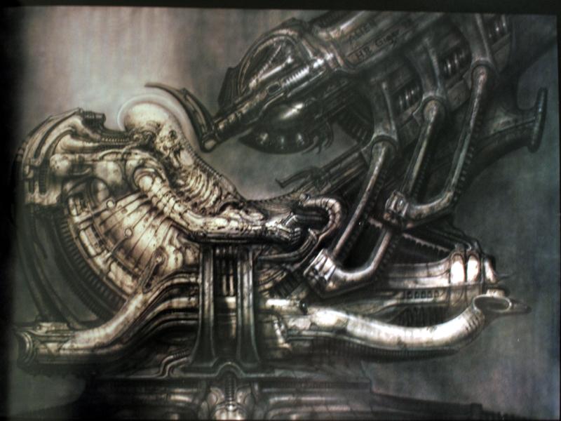 JASON WILSON - PORTFOLIO: H.R. Giger Museum: Alien ... H.r. Giger Prometheus