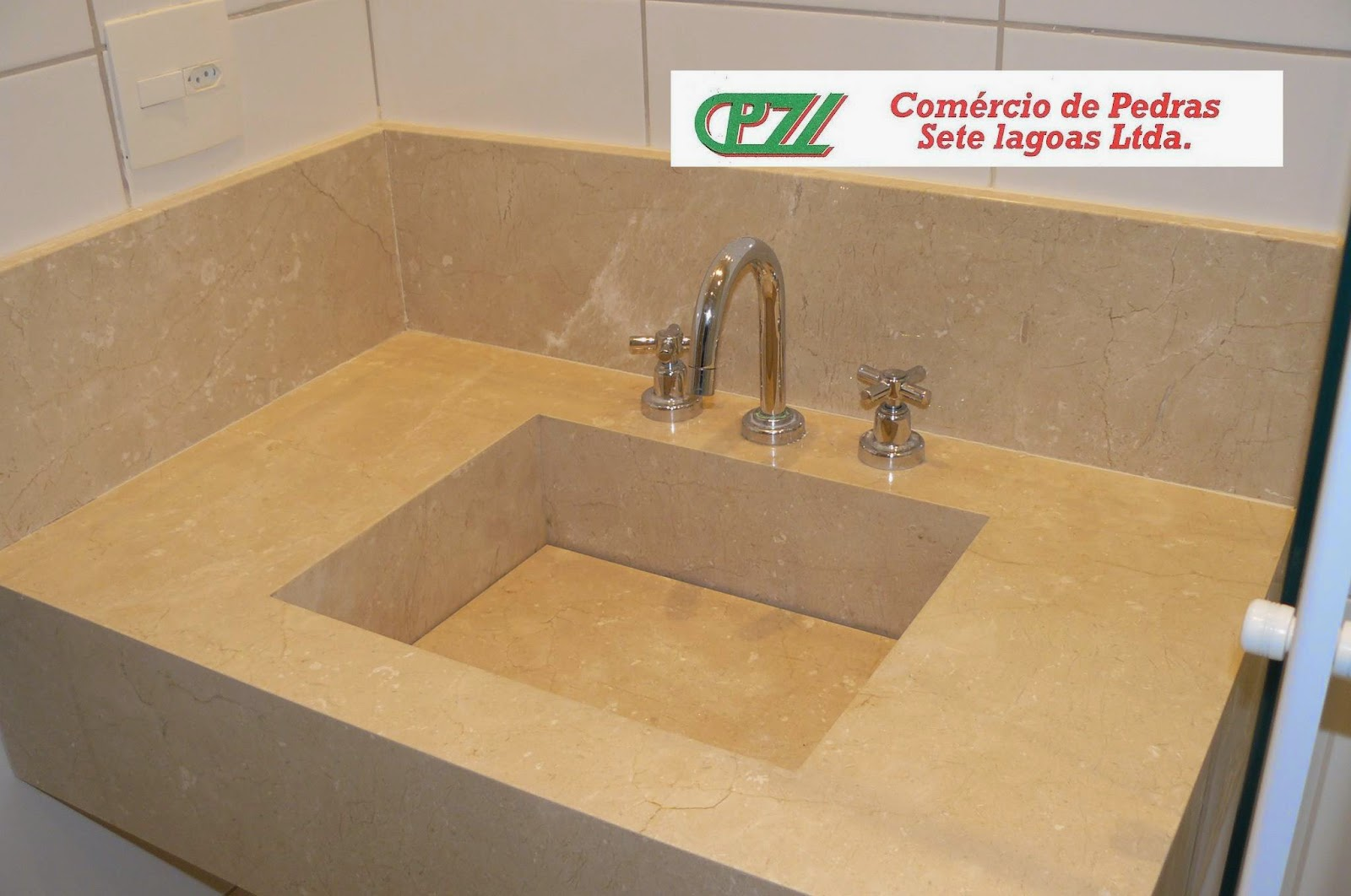 Banheiro Branco Prime  rinkratmagcom banheiros decorados 2017 -> Cuba Banheiro Travertino
