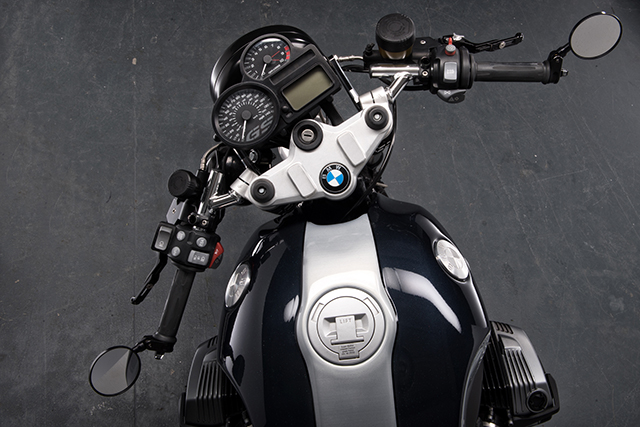 BMW R1200GS By Original Cafe Racer Co. Hell Kustom