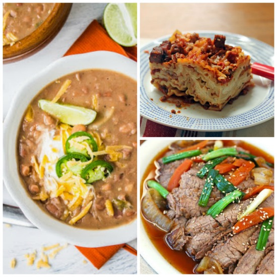 The Top Ten Featured Slow Cooker Recipes of 2015  [SlowCookerFromScratch.com]