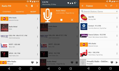 تطبيق راديو FM أفضل تطبيق راديو لهواتف الأندرويد