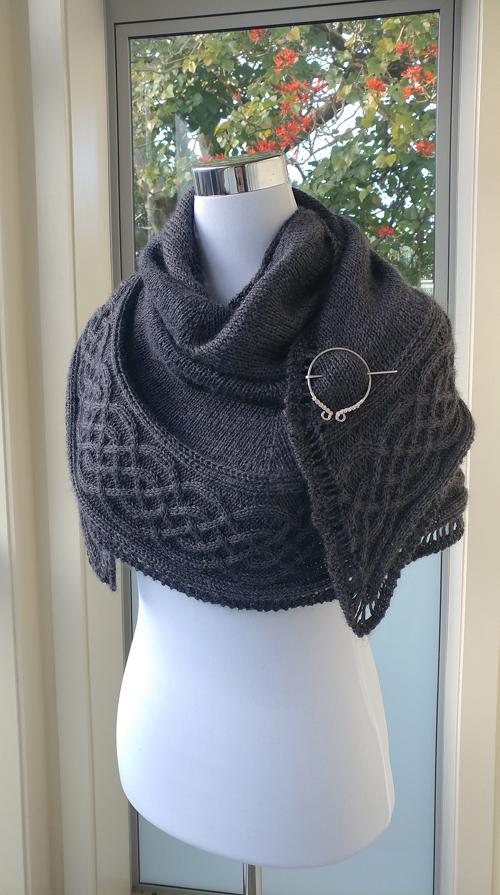 Celtic Myths Fingering - Free Knitting Pattern