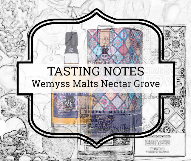 Tasting notes Wemyss Malts Nectar Grove