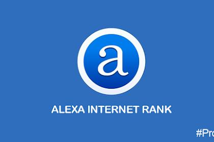 Cara Mendaftar dan Memasang Widget Alexa Rank di Blog