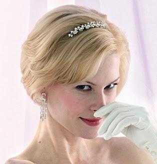 Outstanding Wedding Hairstyles Elegant Short Wedding Hairstyle Short Hairstyles Gunalazisus