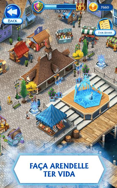 Disney Frozen Free Fall v 9.2.0 apk mod VIDAS INFINITAS